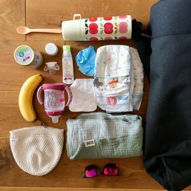 5 Tipps fürs Wandern mit Baby.