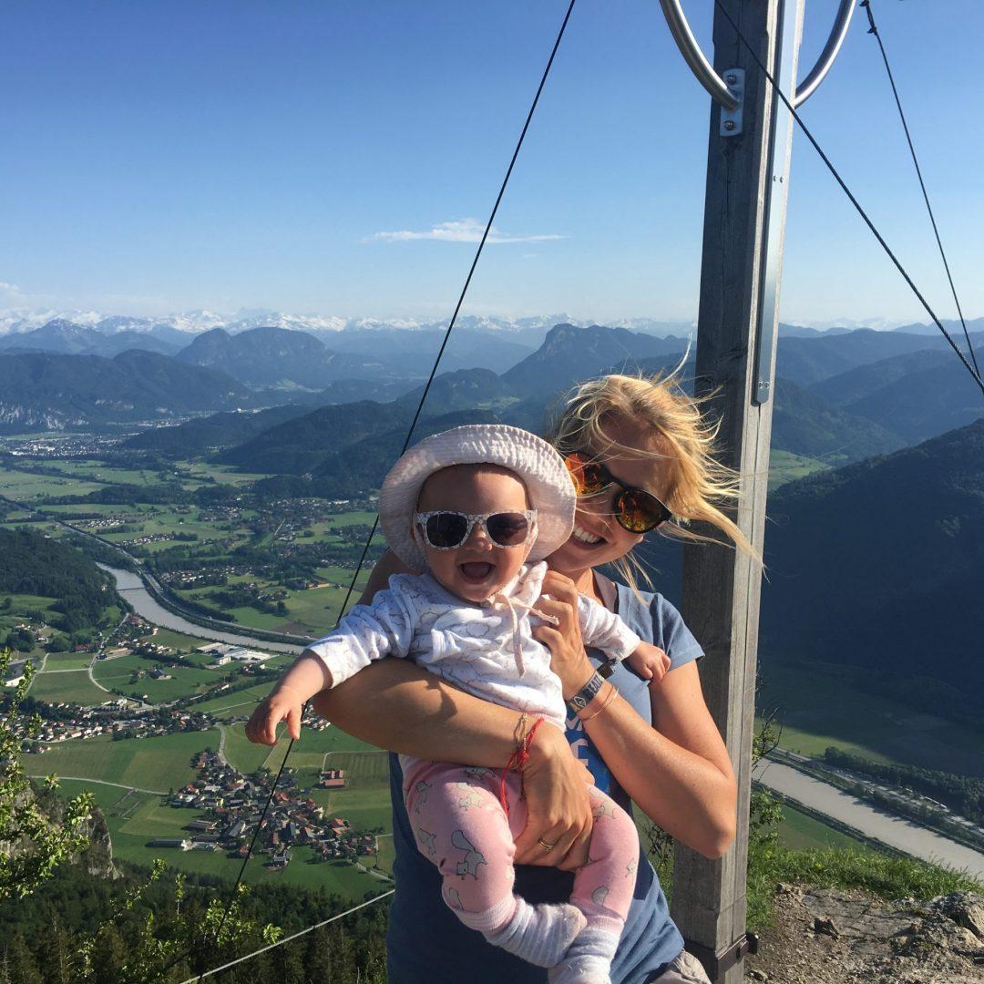 Das Leben ist vorbei mit Kind? Wie sich das Bergleben mit Kind nachhaltig verändert.